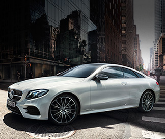 Oferta Mercedes Clase E 220 d Coupé con Mercedes-Benz Alternative Lease